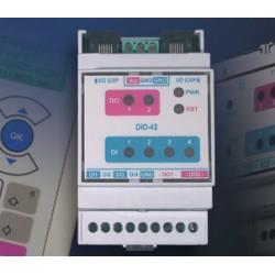 GE-DIO-42 - Modul add-on pentru SCOM100
