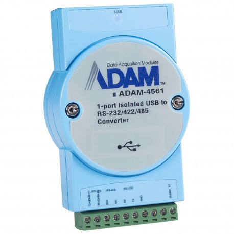 ADAM 4561- Convertor media USB/232/422/485