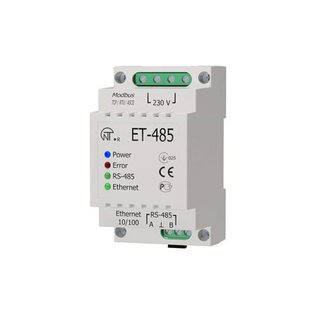 Convertor Ethernet/RS485